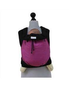 Porte bébé Mei-Tai Bio écharpe de portage  Homologué  Rose de Maman a dit!  et sac de rangement df1952ce653