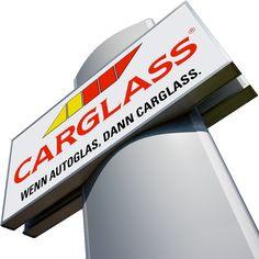 Wenn Autoglas, dann Carglass!