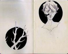 Mel Tow // sketchbook