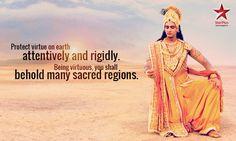 """Dharmo Rakshati Rakshitah"" - Protect the Dharma, Dharma will protect you!  ~ Mahabharat"