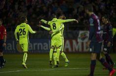 0-4: El Barça, a octavos con golazos