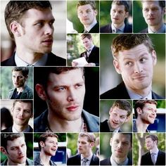 Joseph Morgan on TVDs