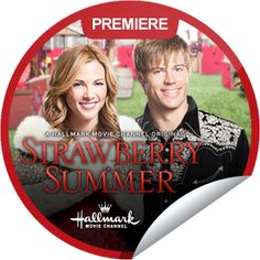 Strawberry Summer Premiere...Check out the premiere of Strawberry Summer and check-in with GetGlue for this Premiere sticker!
