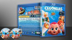 Cegonhas - A História Que Não Te Contaram - Blu-ray 2D 3D (02 Discos) - Capa | VITRINE - Galeria De Capas - Designer Covers Custom | Capas & Labels Customizados