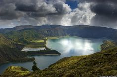 São Miguel Island has no shortage of gorgeous natural scenery. But Lagoa do Fogo might take the cake for the most stunning spot around.