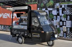Espressomobil, Ape, Coffee to go