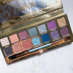 """Taylored Beauty Edit on Instagram: """"@sigmabeauty's new Cinderella collection is out today, and I would definitely be buying the palette right now if they hadn't kindly gifted…"""" New Cinderella, Makeup Items, Eyeshadow, Palette, Gifts, Beauty, Collection, Instagram, Eye Shadow"""