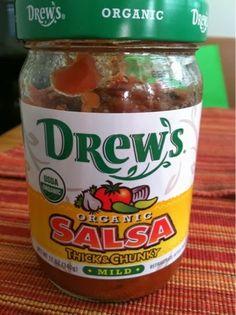 Drew's Salsa | Feeding Dee gluten free
