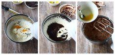 Suklainen Mirror glaze ja appelsiini-suklaakakku - Suklaapossu Candyland, Glaze, Pudding, Mirror, Desserts, Food, Healthy, Enamel, Tailgate Desserts