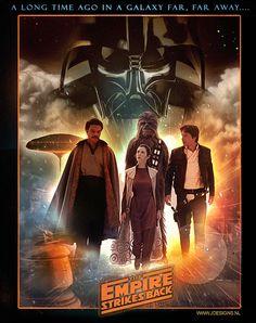 Star Wars : ESB by jdesigns79 on DeviantArt