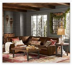 rustic family rooms photos - Bing Images