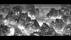 Yang Yongliang - the day of perpetual night