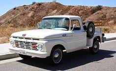 Historia de las cuatro primeras generaciones de la camioneta Ford Serie F ← Old Partners