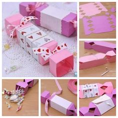 If you need a cute concept to wrap a gift or some sweet treats then this candy shaped gift box is well worth attempting. It's perfect for party or wedding favour  !   Directions --> http://wonderfuldiy.com/wonderful-diy-lovely-candy-shaped-gift-box/  More #DIY projects: www.wonderfuldiy.com