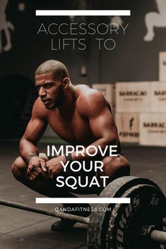 When looking to start weight training the advice is almost always to focus on the big compound lifts. However we have a few unconventional tips to help with lifting weights. Check out these accessory lifts for strength to improve weight training - QandA Fitness - #WeightTraining #fitness #workouts #BuildStrength