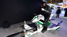 From flying taxis to robocops Dubai as a tech pioneer http://ift.tt/2ycwIXC