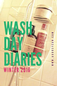 Wash Day Diaries: Wi