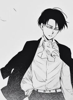 IF ANYTHING HAPPENS TO LEVI!!! TELL ME AND I WILL KILL ALL THE TITANS THAN KILL THE CREATOR
