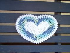 Ravelry: Country Love Potholder pattern by Terri Kroupa
