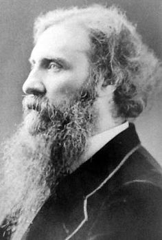 Old photograph of George MacDonald who was born on 10 December 1824 in Huntly in Aberdeenshire , Scotland . George was a Scottish author, po. Aberdeenshire Scotland, Glasgow Scotland, Scottish Authors, George Macdonald, Glen Coe, Golden Key, 10 December, Old Photographs, Before Us
