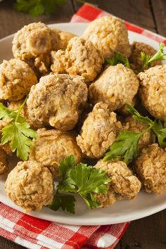 Fried Mushrooms Recipe with Panko Bread Crumbs - Ready in 25 Minutes