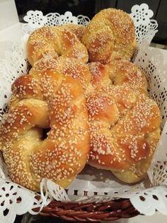 Greek Sweets, Greek Desserts, Greek Recipes, Desert Recipes, Sweets Recipes, Snack Recipes, Cooking Recipes, Snacks, Finger Food Appetizers