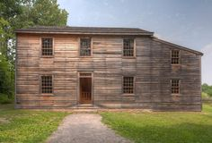 Campbell House a the Genesee Country Village & Museum
