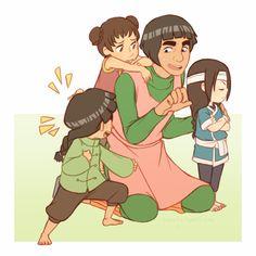 Team Gai!  -my babieeeeesssssss!!!!!!-