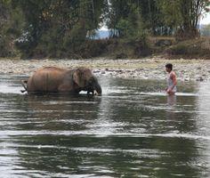 Trekking, rafting, biking adventure in Putao Valley in Kachin State (Northern Burma).