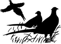Pheasant Hunting Decal STOB #2 Wildlife Bird Sticker - Wildlife Decal