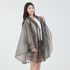raincoat women Picture - More Detailed Picture about EVA Transparnt Raincoat Women Waterproof Hood Long Awning Cape De Pluie Rain Poncho Regenmantel Raincoat Outdoor QQG193 Picture in Raincoats from J. China Preferably Store | Aliexpress.com | Alibaba Group