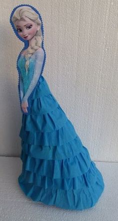 Disney's Frozen - Queen Elsa Pinata
