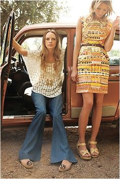 I would have loved to grow up in the 70s, not only for the music