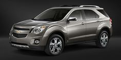 2014 Chevrolet Equinox - affordable compact SUV, decent mileage.