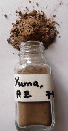YUMA, ARIZONA DESERT SAND/SOIL | eBay