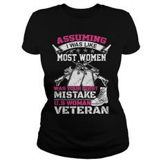 Awesome Tee WOMAN VETERAN, veteran mom, veteran marine wife T-Shirt Shirts & Tees