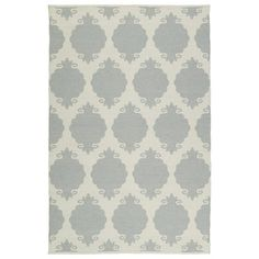 Shop for Indoor/Outdoor Laguna Grey Medallions Flat-Weave Rug (8'0 x 10'0) - 8' x 10'. Get free shipping at Overstock.com - Your Online Home Decor Outlet Store! Get 5% in rewards with Club O! - 17316231