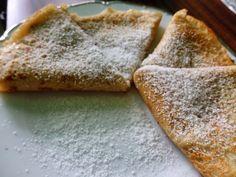 Ječné palačinky Crepe Cake, Mille Crepe, Vegan Treats, Crepes, Pancakes, Bread, Baking, Ethnic Recipes, Milk