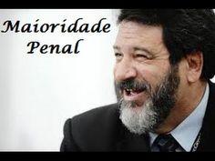 Redução da Maioridade Penal ● Mário Sérgio Cortella                                                                                                                                                                                 Mais