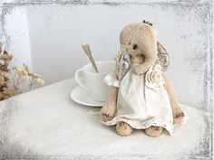 Artist Teddy Elephant Princess
