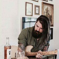 @lane toran #beardbad