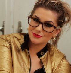 óculos Alice Salazar