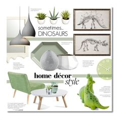 """Sometimes...."" by clovers-mind ❤ liked on Polyvore featuring interior, interiors, interior design, home, home decor, interior decorating, H&M, CB2, Bloomingville and One Hundred 80 Degrees"