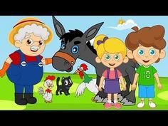 Ali Babanın Çiftliği 3   Sevimli Dostlar ile Çizgi Film Çocuk Şarkıları 2016   Adisebaba TV - YouTube Turkish Lessons, Bff, Elsa, Pikachu, Family Guy, Youtube, Fictional Characters, Amigurumi, Kids