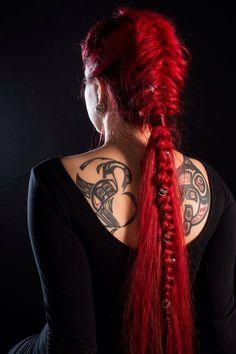 Viking braid. More