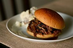 Spicy BBQ Pulled Pork