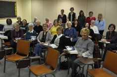 This group of lovely ladies completed the Pursuing God's Beauty: Stories from the Gospel of John 6-Session DVD Bible Study this spring during Lent