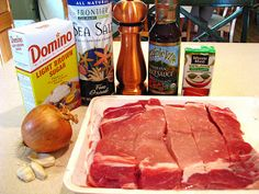 Whats For Dinner?: Crock Pot Boneless Country-Style Ribs