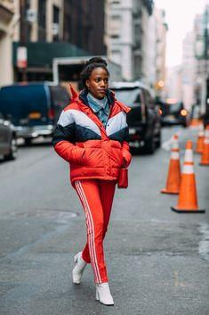 BG STREET STYLE/ New York Fashion Week Fall 2018 | POPSUGAR
