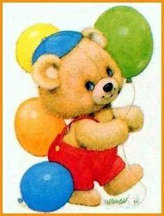Creative art photos on Webshots Cute Teddy Bear Pics, Teddy Bear Pictures, Bear Cartoon, Cute Cartoon, Country Bears, Baby Applique, Bear Images, My Little Nieces, Cartoons Love